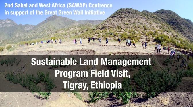 Video: SAWAP Field Visit to Tigray
