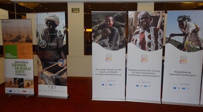 La première  conférence sur l'IGMVSS est lancée, Dakar-Sénégal, 3 mai 2016