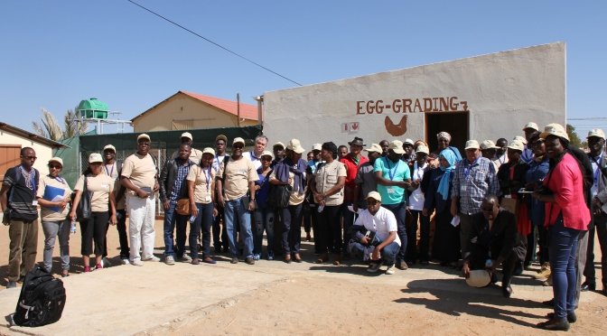 Closing of the 3rd Africa Drylands Week