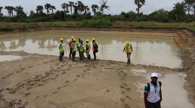 Réduction des risques d'inondation dans le Bas-Mono : les habitants de Edoh-Wowuikope retournent à la terre